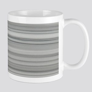 abstract grey marble lines Mugs