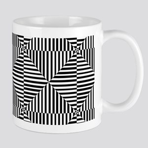 Optical Diamonds Mugs