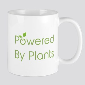 Powered By Plants Mugs