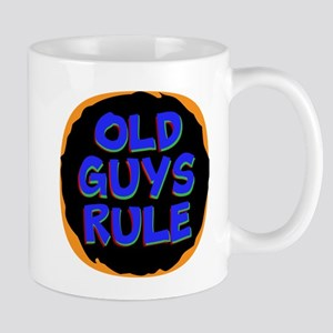 Old Guys Rule Mugs