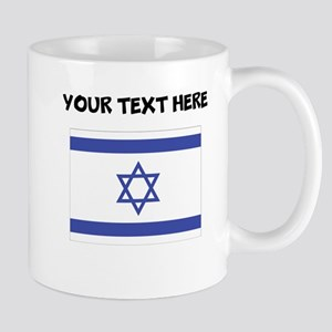 Custom Israel Flag Mugs