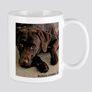 ChocolateLab2 Mugs