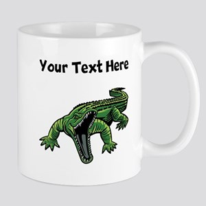 Mean Alligator Mugs
