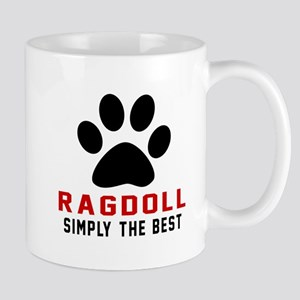 Ragdoll Simply The Best Cat Designs Mug