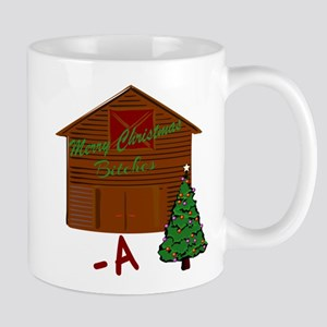 Merry Christmas Bitches -A Mugs