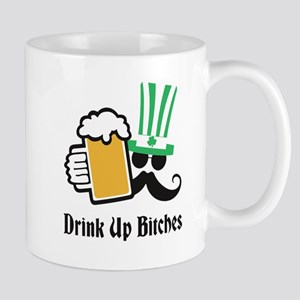 Personalize St Patricks Day Mugs