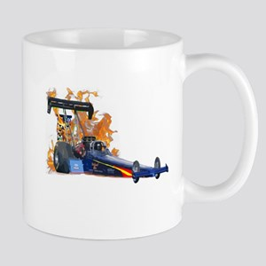 Flaming Top Fuel Mugs