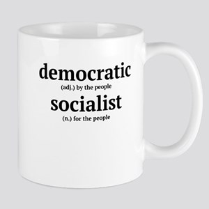 democratic socialist Mugs