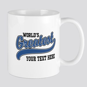 World's greatest Personalized Mug