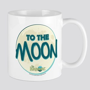The Honeymooners: To The Moon Mug