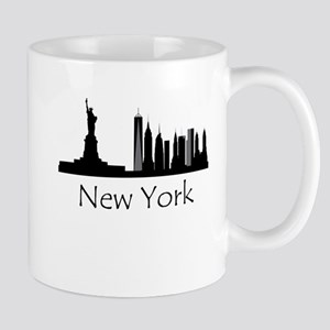 New York City Cityscape Mugs