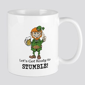 Lets Get Ready to Stumble Mugs