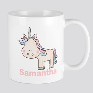 Samantha's Little Unicorn Mug