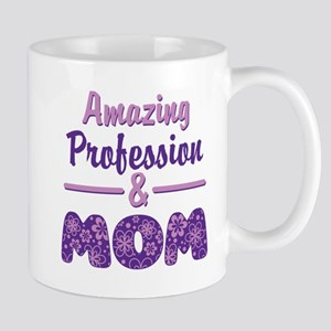 Amazing Mom Personalized Mug