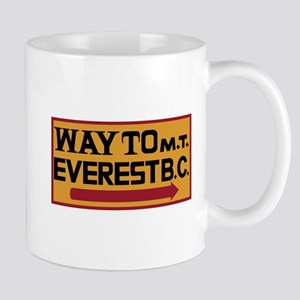 Way to Mt. Everest B. C., Nepal Mug