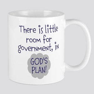 Little Room For Government Mugs