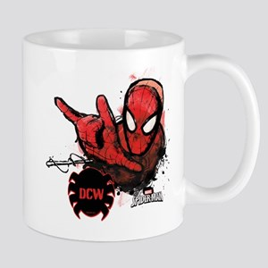Spider-Man Monogram Mug