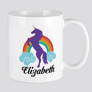 Personalized Unicorn Gift Mugs
