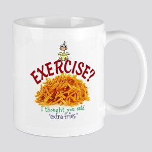 Exercise Mugs