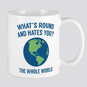 The Whole World Mug