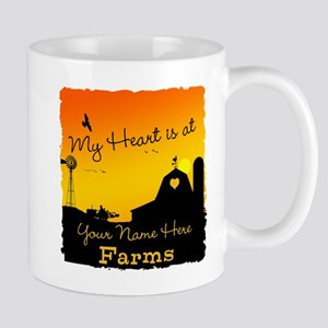 My Favorite Farm Mugs