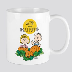 The Great Pumpkin Is Coming Mug