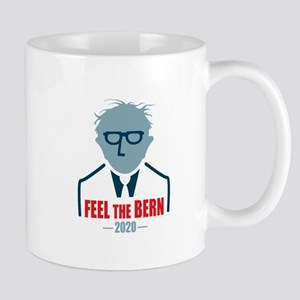 Feel The Bern 2020 Mugs