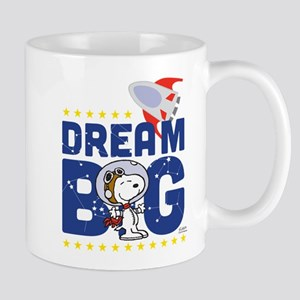 Peanuts Dream Big Mugs