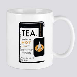 Earl Grey Personalized Mug