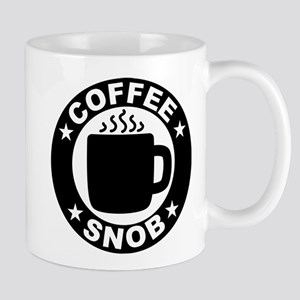 Coffee Snob 11 oz Ceramic Mug