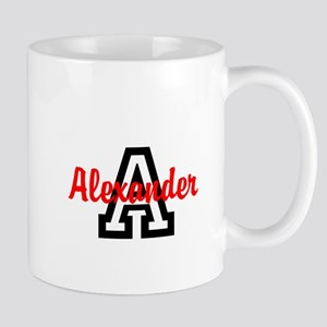 Personalized Monogrammed Mugs