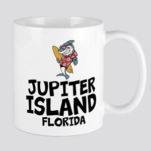 Jupiter Island, Florida Mugs
