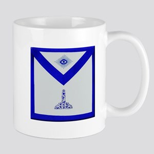 Mansonic Senior Warden Apron Mugs