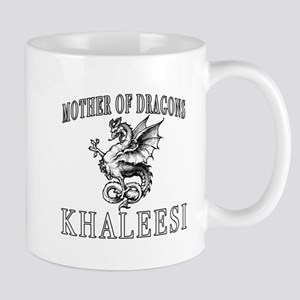 GOT Mother of Dragons Khaleesi Mugs