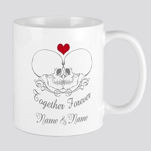 Together Forever Personalized Mugs