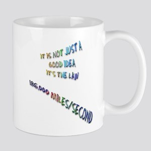 Light Speed Mug