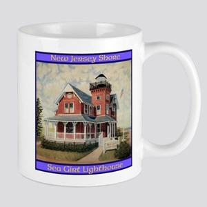Sea Girt Lighthouse Mugs