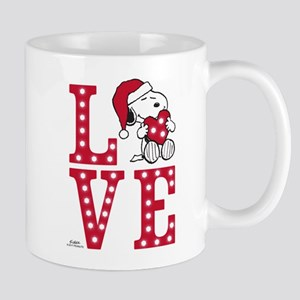 Snoopy Love 11 oz Ceramic Mug