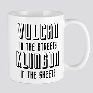 Star Trek Vulcan In The Streets 11 oz Ceramic Mug