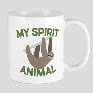 My Spirit Animal 11 oz Ceramic Mug