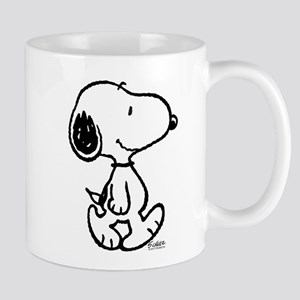 Peanuts Snoopy Mugs