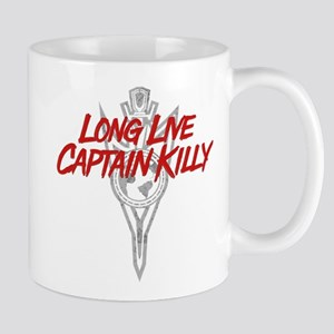 Trek Long Live Captain Killy Mugs