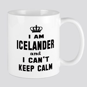 I am Icelander and I can't keep 11 oz Ceramic Mug