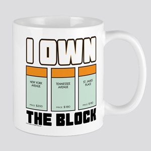 Monopoly - I Own The Block 11 oz Ceramic Mug