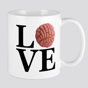 LOVE Concha De Fresa 11 oz Ceramic Mug