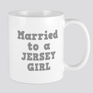 Married to a Jersey Girl Mug