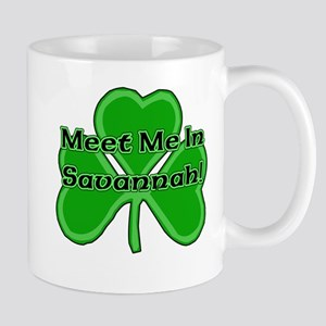 Meet Me In Savannah Mug