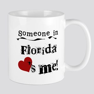Someone in Florida Mug