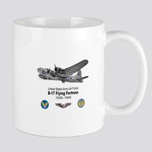 B-17 Flying Fortress T-shirts Mug