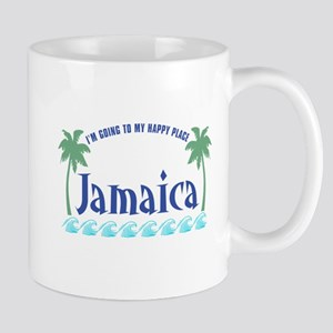 Jamaica Happy Place - Mug